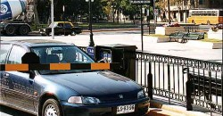Barreras de parking